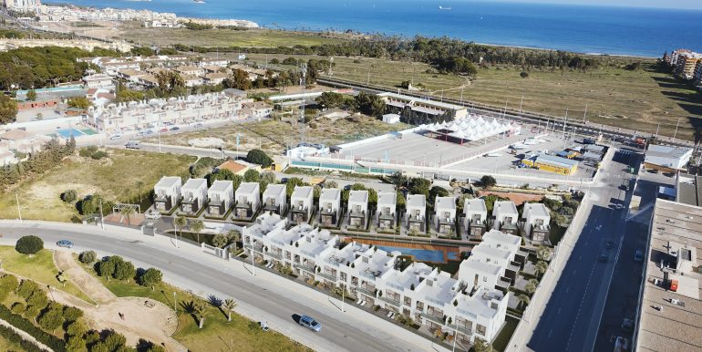 Tindra Homes Punta Prima Overview